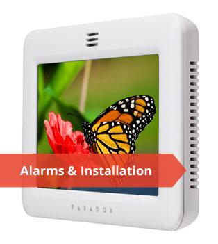 Alarms & Installation